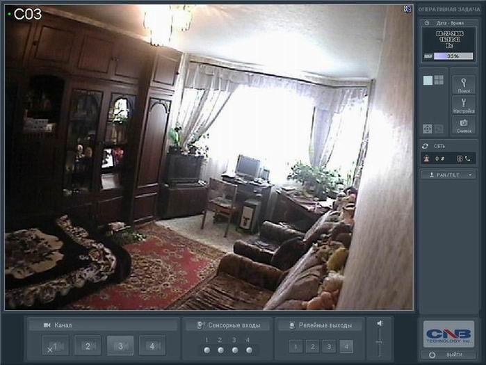 фото- видеонаблюдение